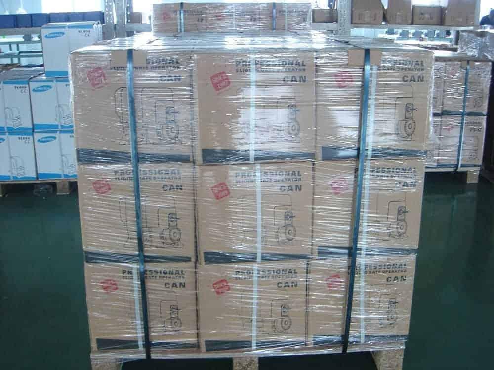 Đóng gói sản phẩmMOTOR CỔNG TRƯỢT BS-CAN-AC-800 3