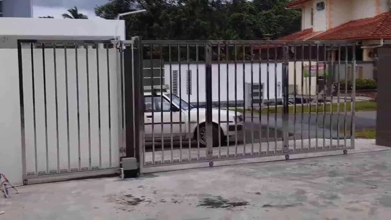 Lắp đặt motor cổng đẩy tại Ninh Thuận - Bình Thuận - Phan Thiết