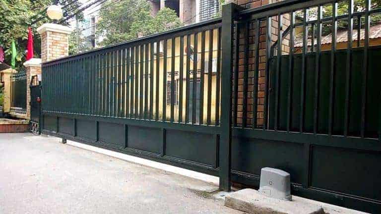 lắp đặt motor cổng trượt tại Phú Yên, Nha Trang, Bình Định