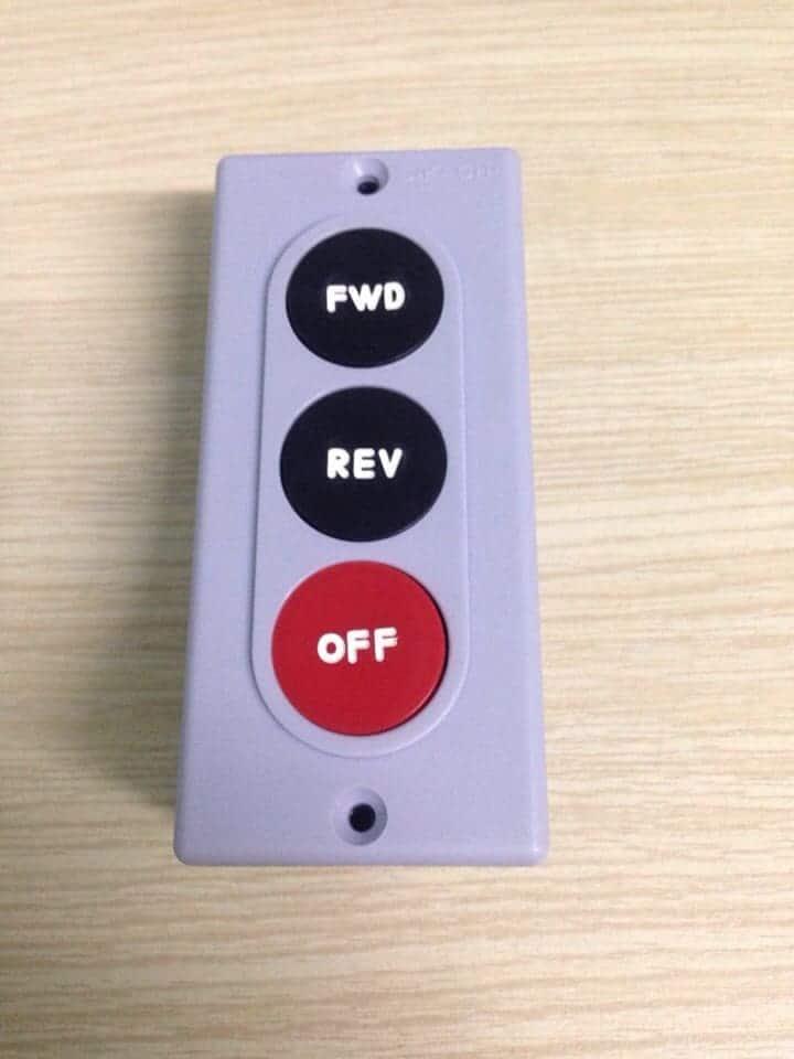 Hình ảnh chi tiết thực tế của nút nhấn tường 2