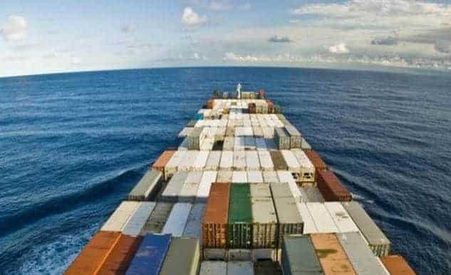 motor cổng trượt tự động nhập khẩu bằng đường hải quan