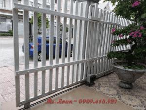 Hình ảnh: Giá cổng trượt tự động tại Long An