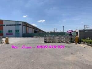 Hình ảnh: lắp đặt barrier BS-306 tại Tây Ninh