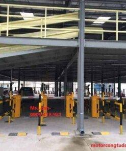 Máy giữ xe khu công nghiệp