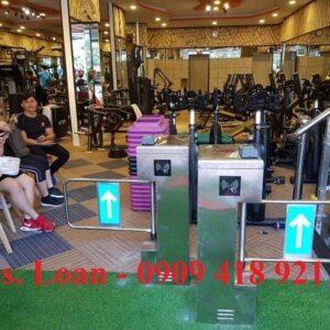 kiểm soát phòng tập gym, yoga