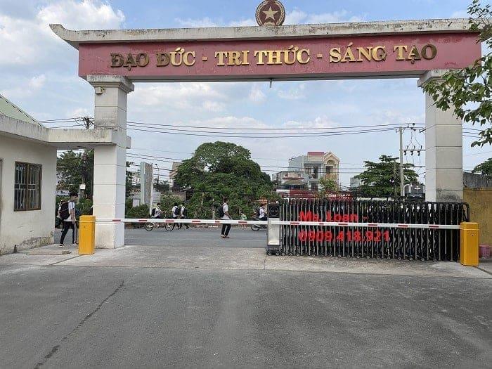 Barrier điện chính hãng tại Đồng Nai