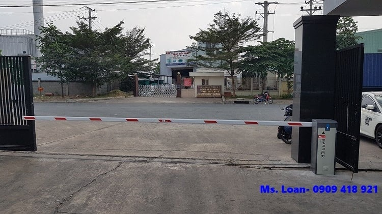 Barrier điện malaysia